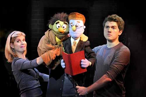 Avenue Q returns to San Diego Civic Theatre this summer