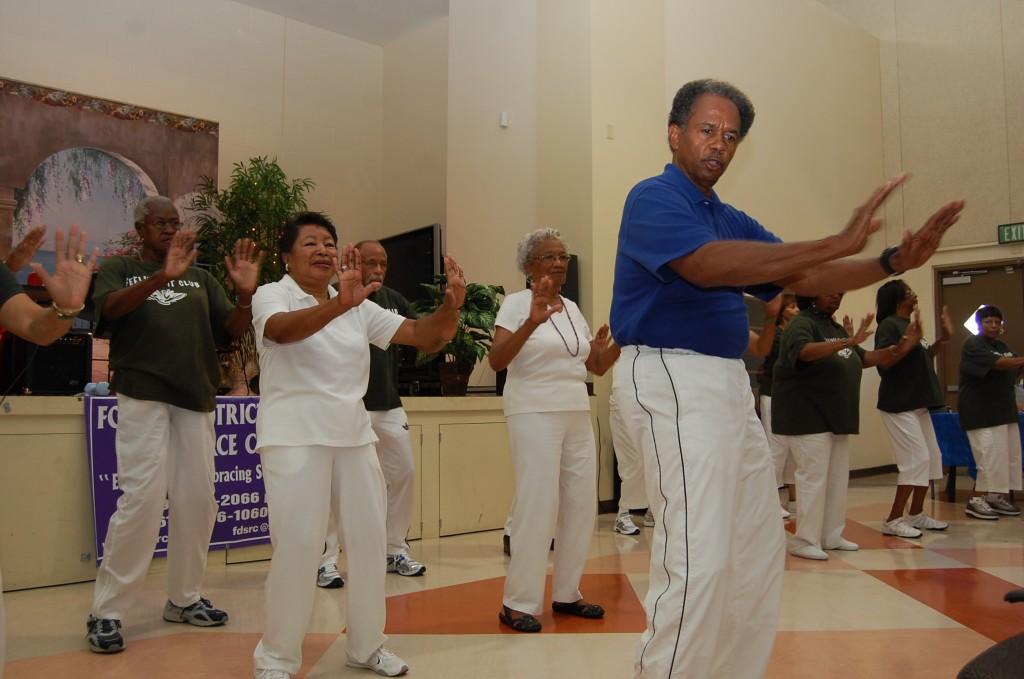 Local seniors celebrate Juneteenth