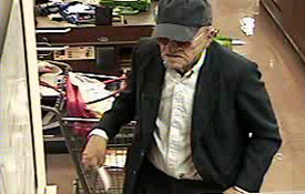 """Authorities continue search for """"Geezer Bandit"""" bank robber"""