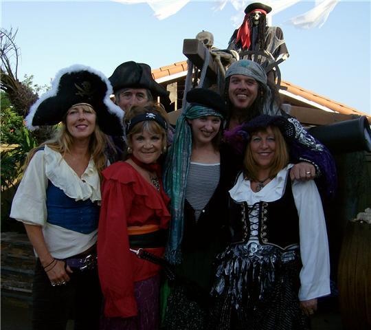 San Marcos presents children's buccaneer pirate concert