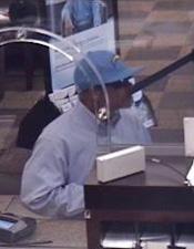 FBI, police seek identity of Union Bank robber