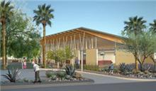 Residents celebrate groundbreaking for new library in Lincoln Acres