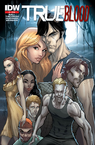 HBO®, IDW Publishing Announce Second Printing for True Blood® Comic Book Series‏