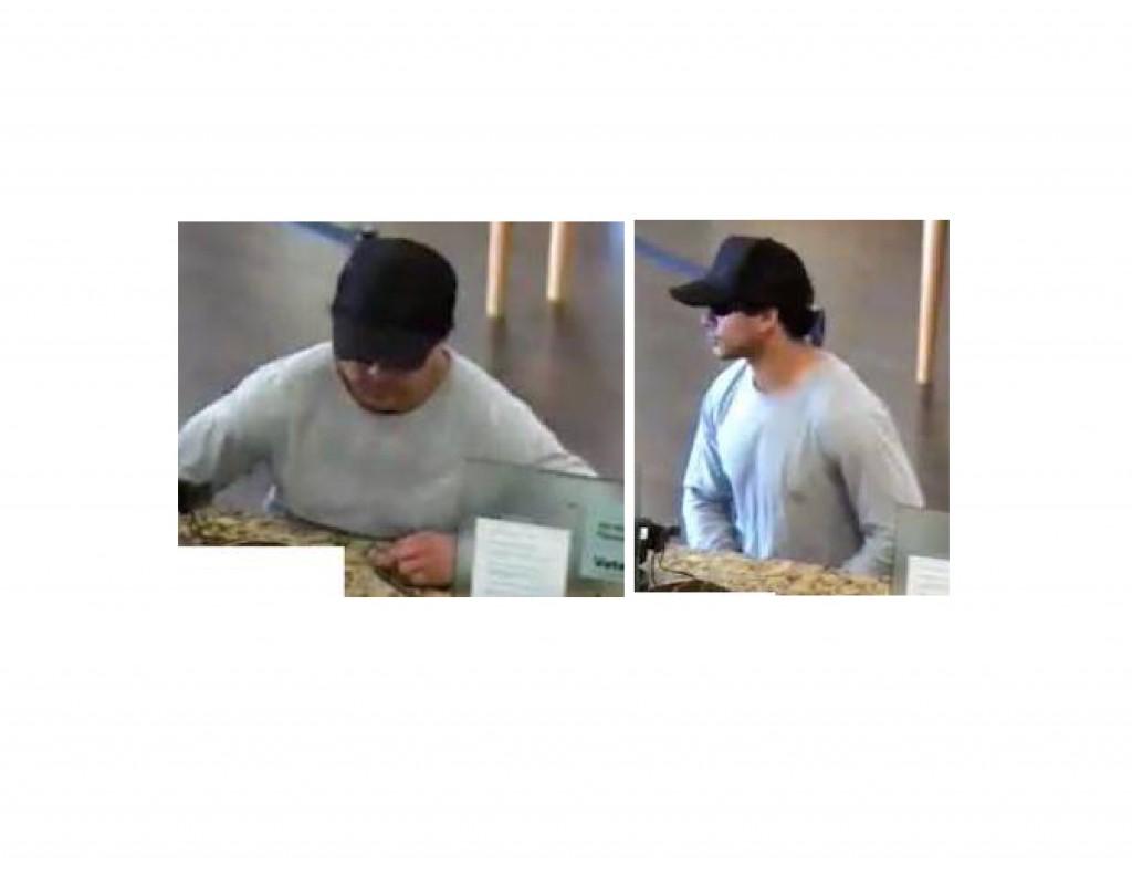 Identity of El Cajon bank robber sought