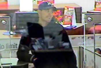 Police seek identity of Bank of America robber