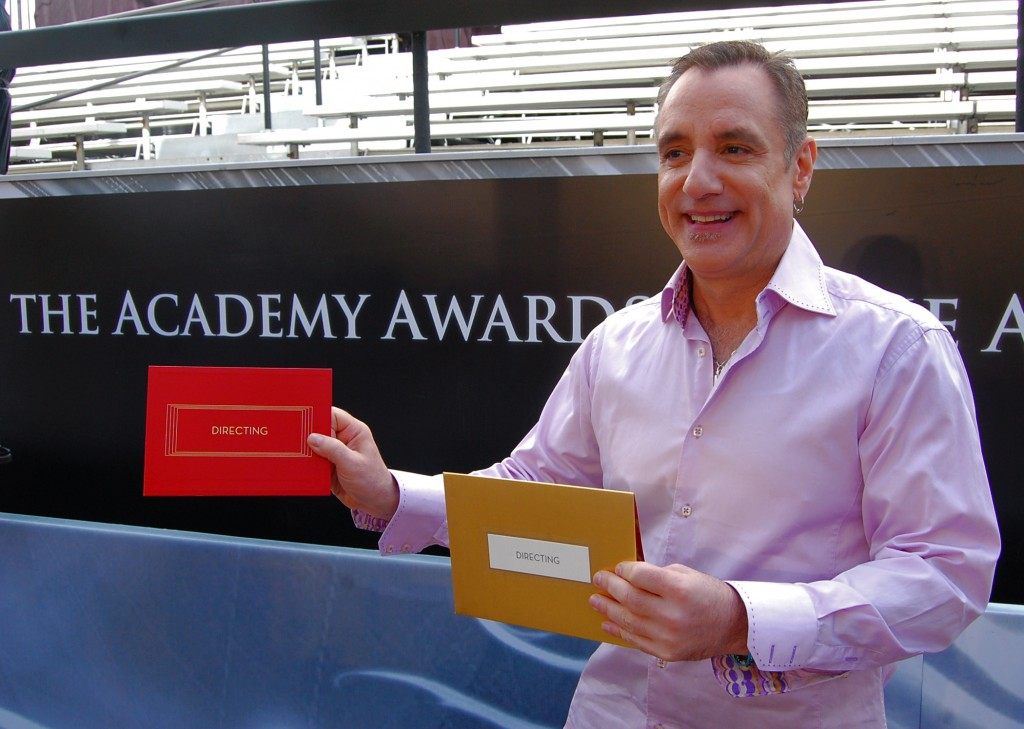 CA businessman designs Academy Awards envelopes, announcement cards