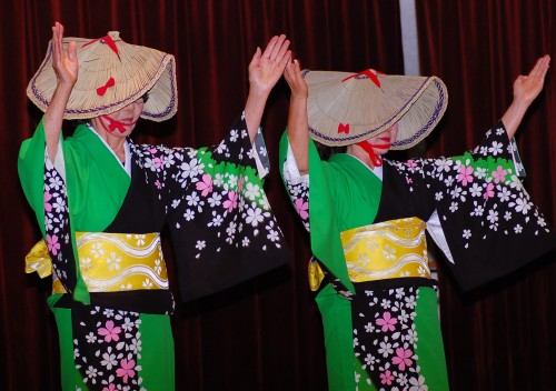 Japan Flower Festival Flower Festival Celebrates