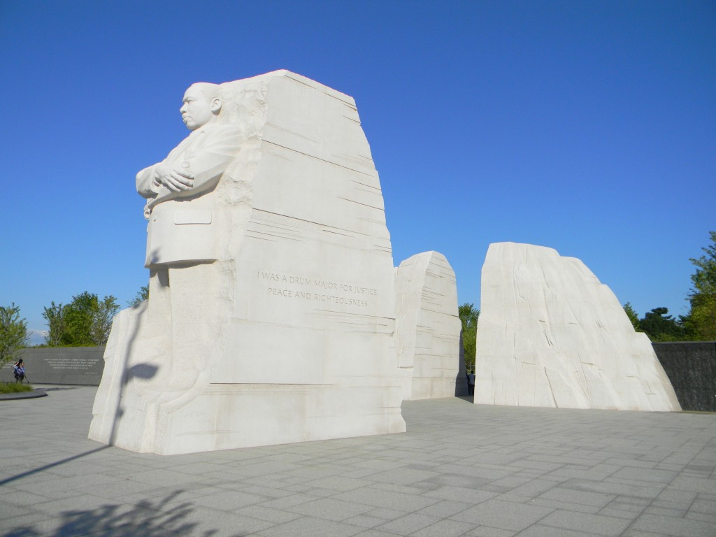 The Dr. Martin Luther King, Jr. Memorial is a Testament to a Dream Yet to be Fulfilled