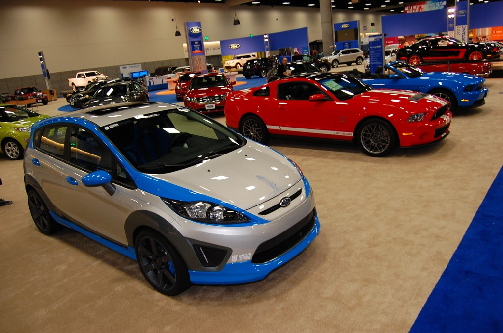 Auto show returns to San Diego