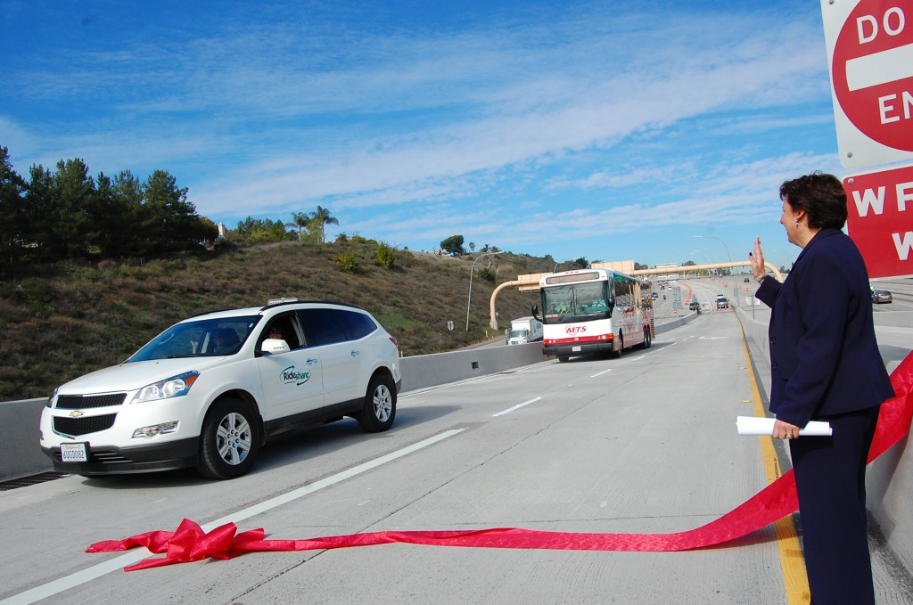 All 20 miles of I-15 Express Lanes completed