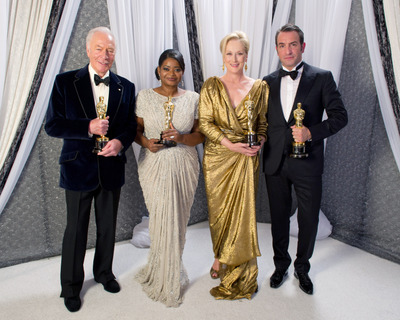 Oscar Winners 2012: Diverse Winners Presented Moving Speeches