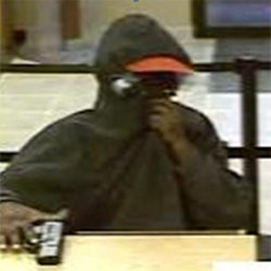 Authorities seeks identity of Chase Bank robber  Authorities seeks identity of Chase Bank robber