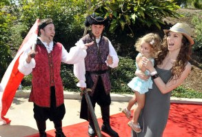 Legoland California Hosts Wet And Wild Red Carpet Launch For Pirate Reef