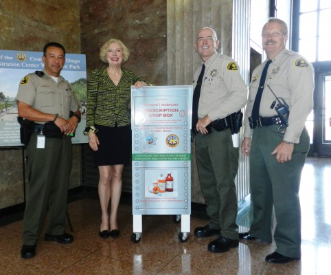 County Accepting Unused Prescription Drugs