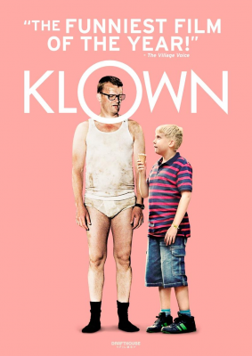 "Drafthouse Films' ""Klown"" Comes To Blu-ray, DVD"