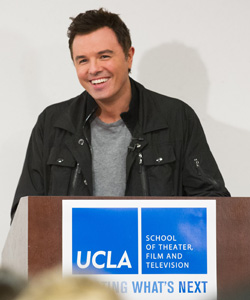 """Stand In: Seth MacFarlane"" Premieres on mtvU and mtvU.com This Month"