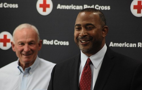 Tony Young Named New CEO Of Local American Red Cross
