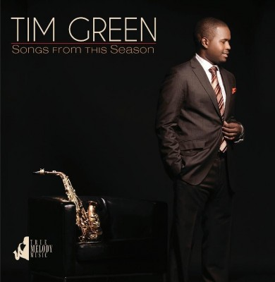 Tim Green Album Cover