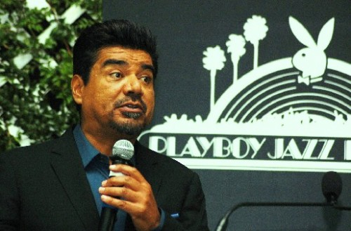 Comedian George Lopez will serve as the Playboy Jazz Festival's master of ceremonies. Photo: Gina Yarbrough/San Diego County News
