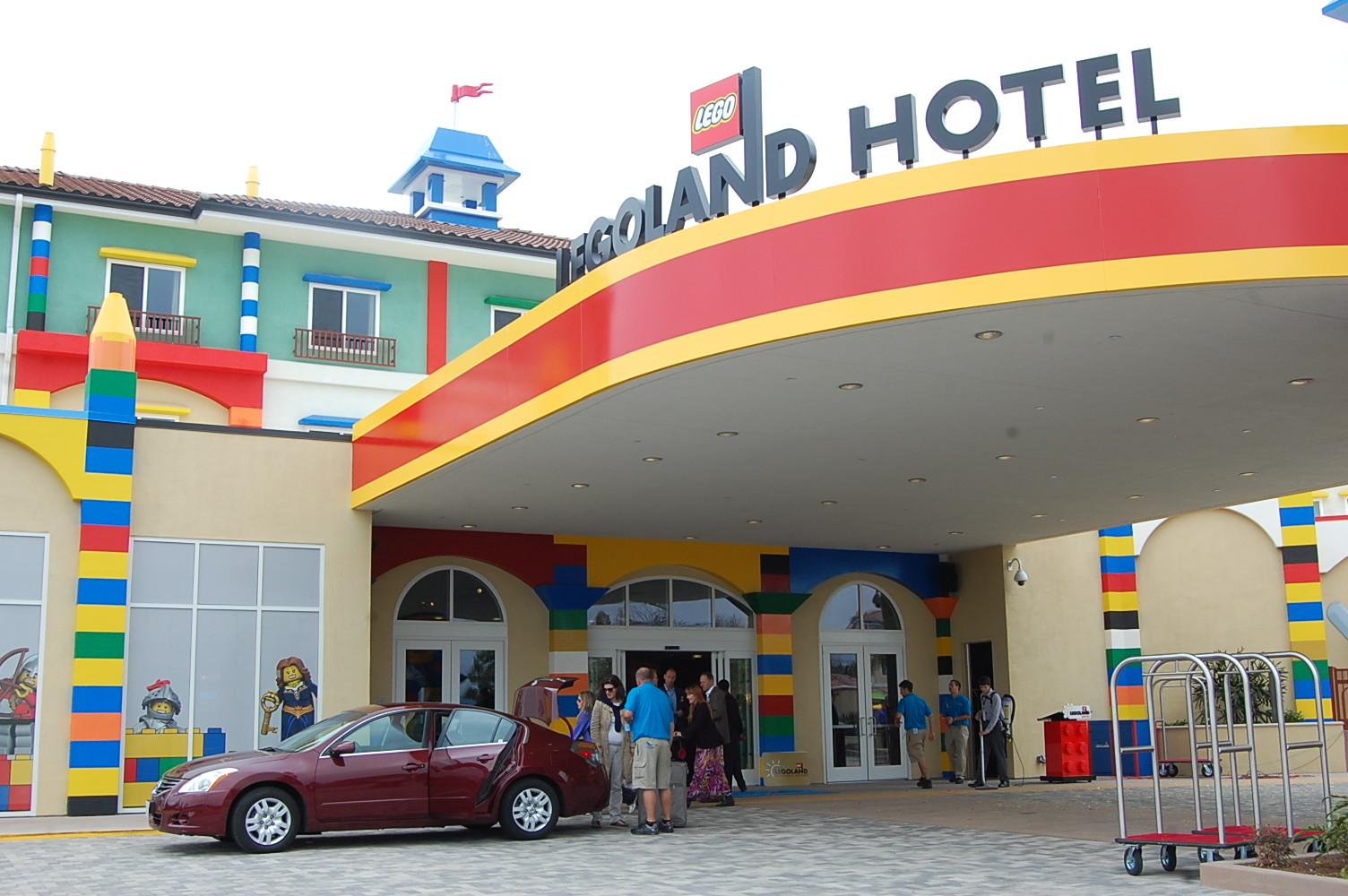 General Information about LEGOLAND Resort Hotel