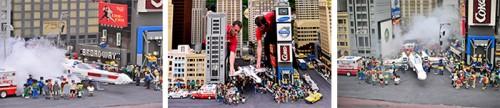 LegolandResort Unveils World's Largest Lego Model