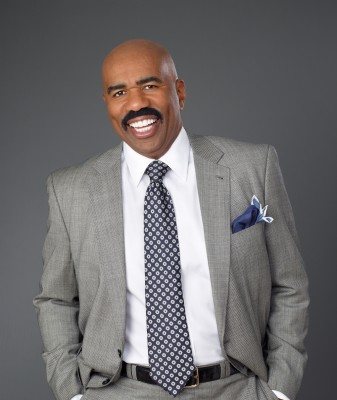 Steve Harvey To Be Inducted Into NAB Broadcasting Hall Of Fame