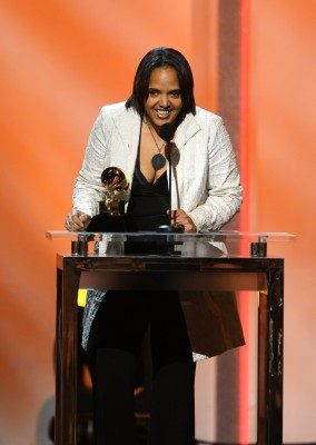 Terri Lyne Carrington is First Woman to Win 2014 Best Jazz Instrumental  Album GRAMMY®