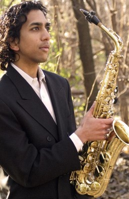 Boundary-Breaking Saxophonist Ashu To Play Center Theater Stage In March