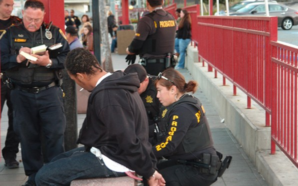 probation crime and california college attended Individuals looking to become a probation officer in california must hold an  undergraduate degree from an accredited college or university in the area of  criminal.