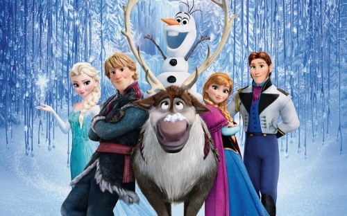 FROZEN Main Picture