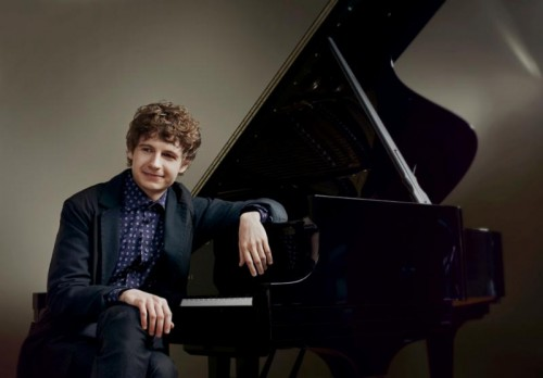Acclaimed Russian pianist Pavel Kolesnikov will be the third and final young artist to perform in the Center's Discovery Series, presented in partnership with the La Jolla Music Society.