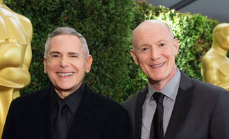 Producers Craig Zadan and Neil Meron.