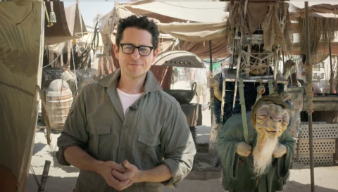 "J.J. Abrams announces ""Force for Change"" Campaign to Benefit UNICEF's Innovation Labs and Programs (Photo: Business Wire)"