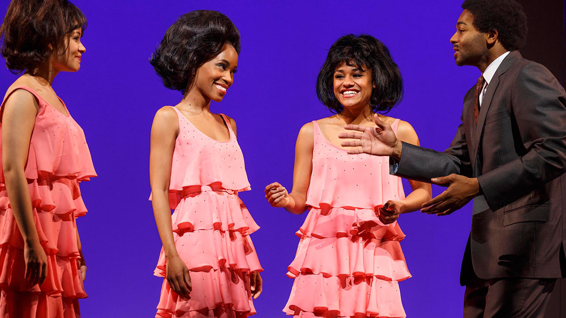 Motown The Musical A Joyous Broadway Musical Celebrating Legendary