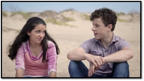 Modern Family's Nolan Gould Learns An Important Lesson On A First Date‏