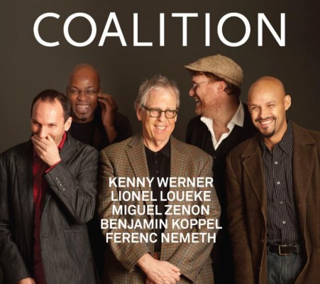 COALITION marks Kenny Werner's eighth release for Half Note Records.