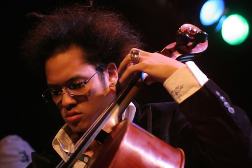 Virtuoso jazz and classical artist Dana Leong.