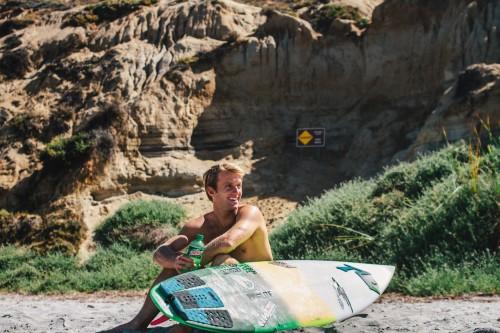 Pro Surfer Josh Kerr