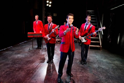 New Cast To Perform In Broadway's Jersey Boys