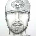 Description of suspect who approached an Alpine juvenile female.