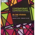 Contemporary Constructions - In The Studio