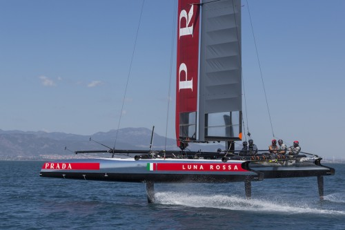 Commercial Commissioner Lays Groundwork For America's Cup Racing‏
