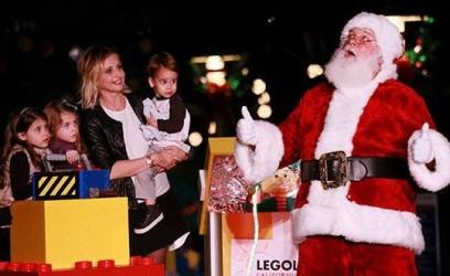 Emmy Award-Winner Sarah Michelle Gellar Launch Legoland's Holiday Show
