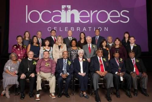 San Diego leaders honored by