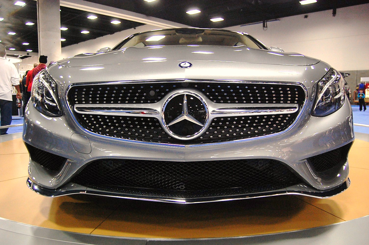 San diego auto show kicks off with new vehicles for Mercedes benz san diego county