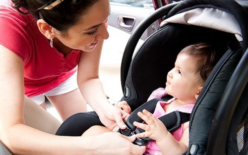 County To Give Child Car Seats To Low-Income Parents