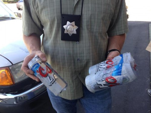 ABC team up to bust adults buying alcohol for minors in Shoulder Tap Operation in East County.