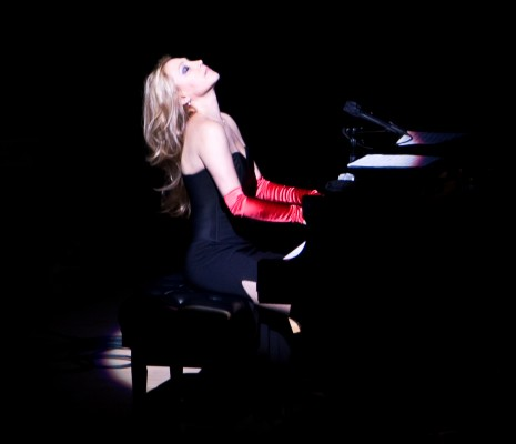 Eliane Elias performing a selection from her March 31, 2015 album, MADE IN BRAZIL.