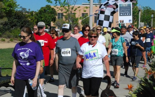 County, NAMI Walk To Reduce Stigma Of Mental Illness