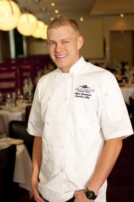 San Diego Executive Chef Adam Gunderson.